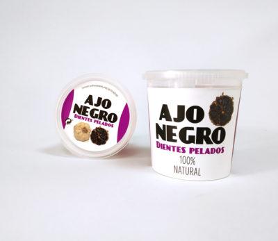 diseño de packaging para marca de ajo