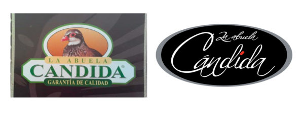marca anterior logotipo del que partimos