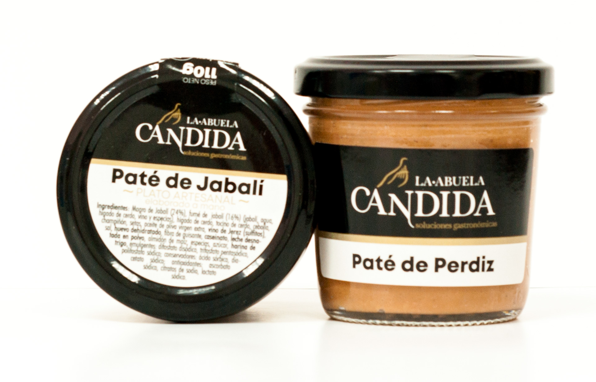 packaging para paté