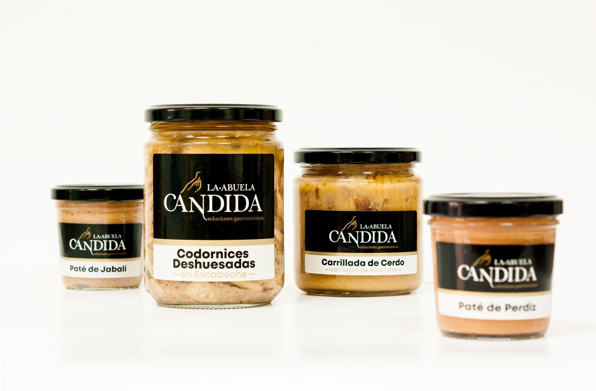 diseño de packaging para marca de conservas, gastronomía diseño cuenca