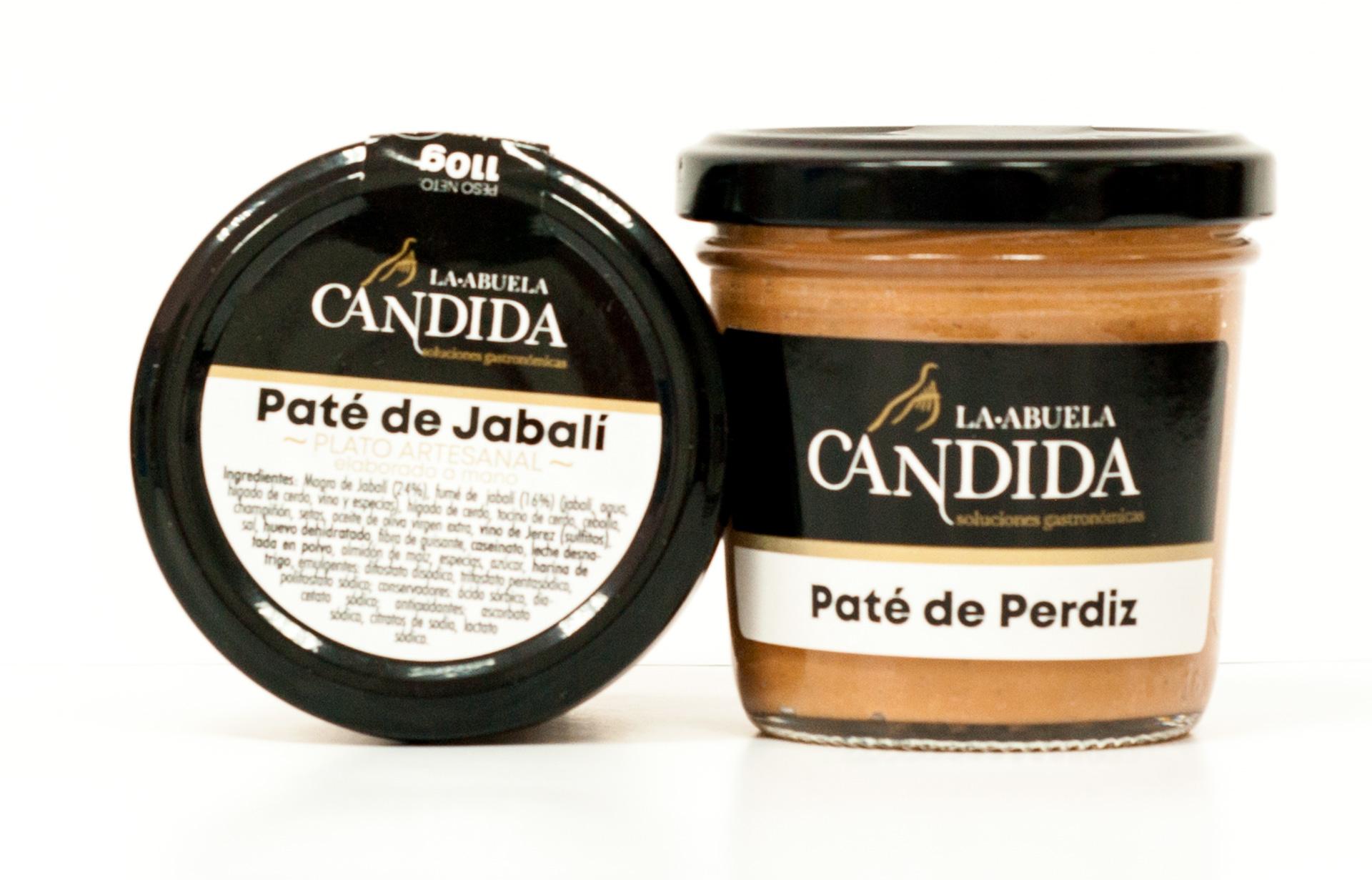 packaging para paté