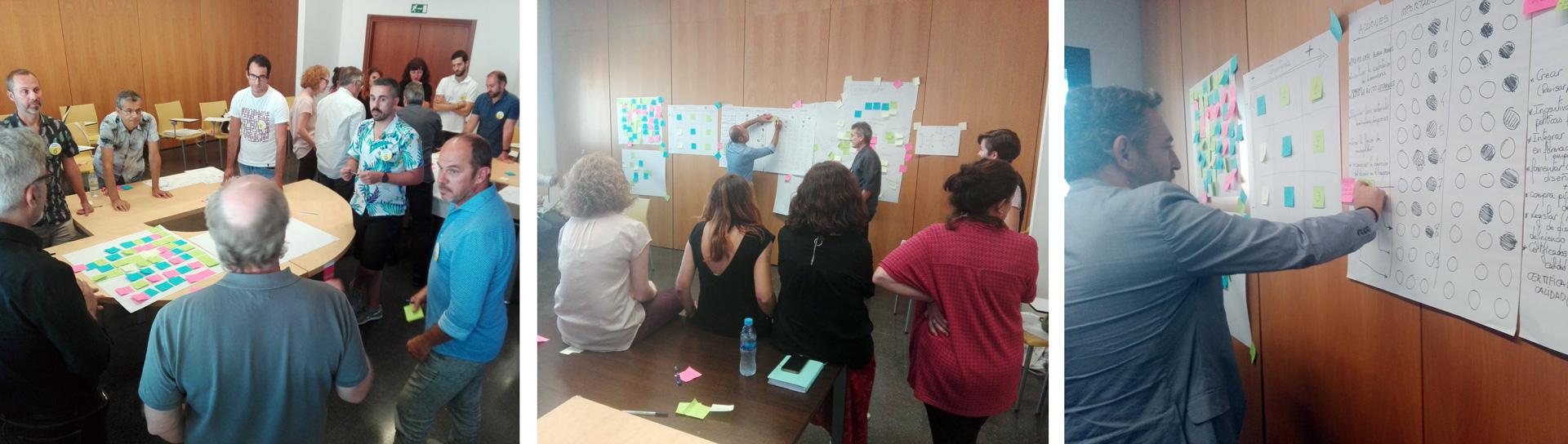 sesiones de design thinking
