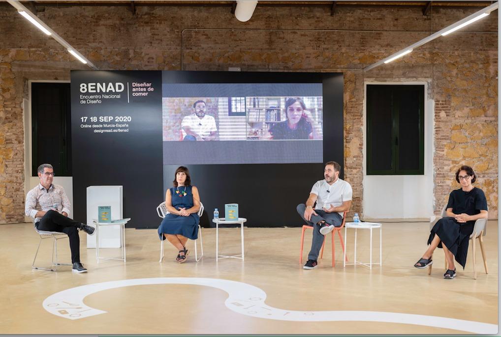 Presentación del proyecto FSWD en 8ENAD por el grupo de trabajo de READ