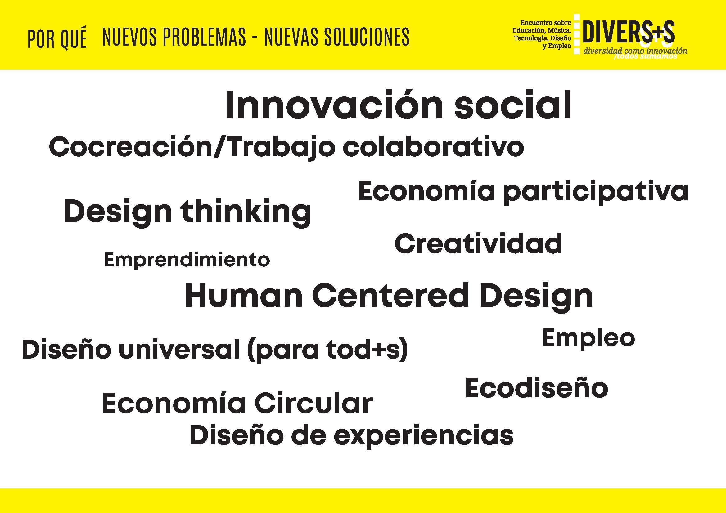 VALORES PROYECTO DIVERS+S CUENCA: la diversidad como innovación